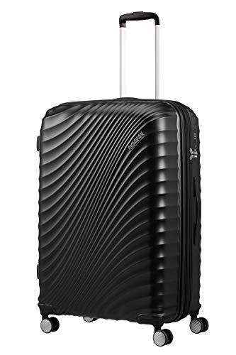 American Tourister Hand Luggage Metallic Black In 2021 American Tourister Black Metallic Black