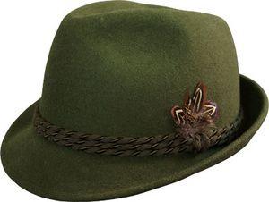 d393305968f Myslivecký klobouk ADAM 0912