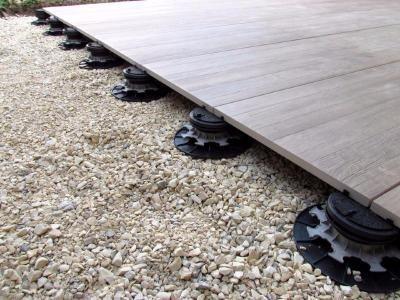 Plot Terrasse Autonivelant Reglable Pour Dalles H 55 75 Mm Dalles Terrasse Exterieur Terrasse Bois Terrasse Beton