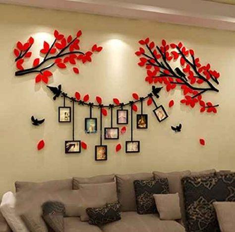 Stickers Murali Design.Come Rinnovare Il Salotto O La Camera Da Letto Con Gli