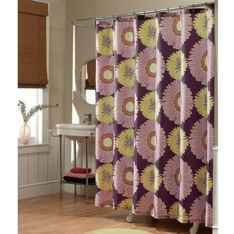 M Style Sunflowers 70 X 72 Shower Curtain Bed Bath Beyond