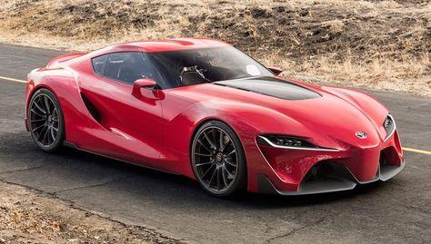 "24/"" x 36/"" Poster 2014 Toyota FT1 Graphite Concept Supercar"