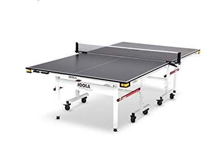 Joola Rally Tl Professional Mdf Indoor Table Tennis Table W Quick Clamp Ping Pong Net Post Set 10 Minute Ping Pong Table Ping Pong Best Ping Pong Table