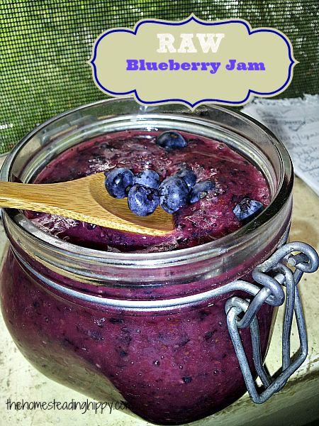 recipe: fresh blueberry jam recipe [34]