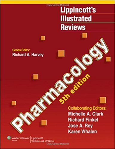 LIPPINCOTT'S PHARMACOLOGY 5TH EDITION pdf free download