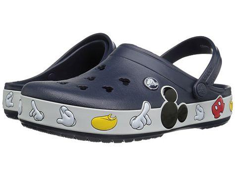 Crocs Crocband Mickey Clog   Kids shoes
