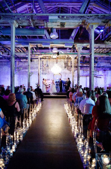 Unique Wedding Venues Distillery District Toronto