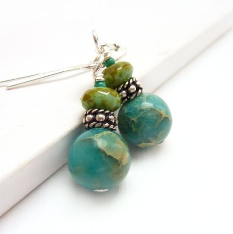 Amazonite Beads Gemstone Gold Plated DIY Earrings  DIY Components Earrings Moonstone GJ-1144 Designer Rondelle Beads Earring Connector