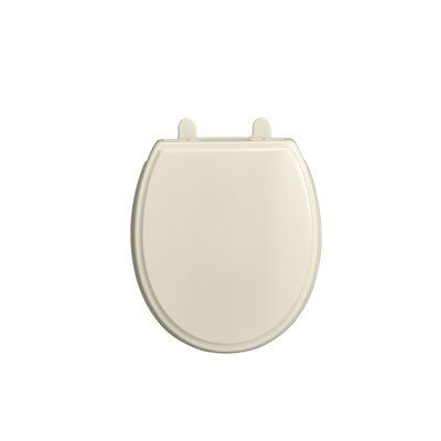 American Standard Traditional Front Luxury Round Toilet Seat