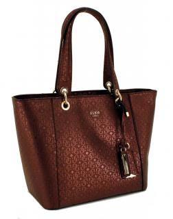 GUESS Damenhandtasche Bordeaux