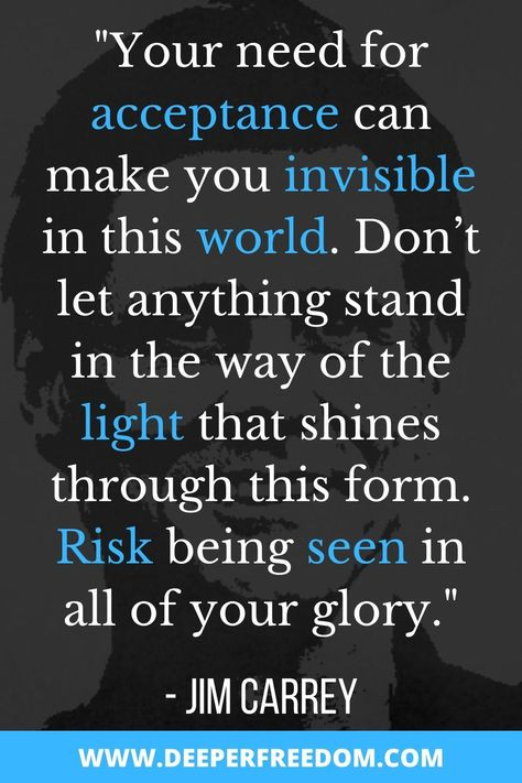 100 Jim Carrey Quotes on Life, Spirituality, Success & Love