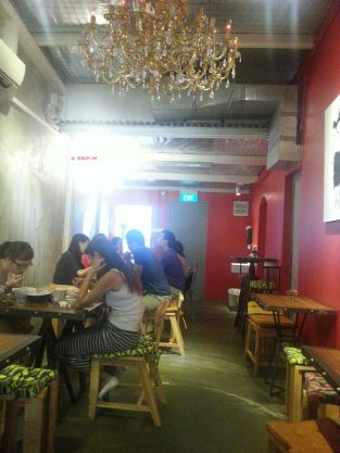 Sunday Market At Lim Tua Tow Road Up And Coming Hip Cafe Cafe Marketing Towing
