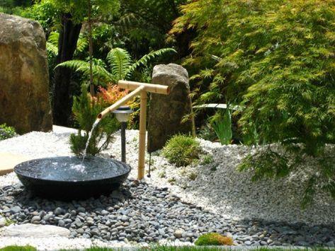 1001 Conseils Pratiques Pour Une Deco De Jardin Zen Jardin