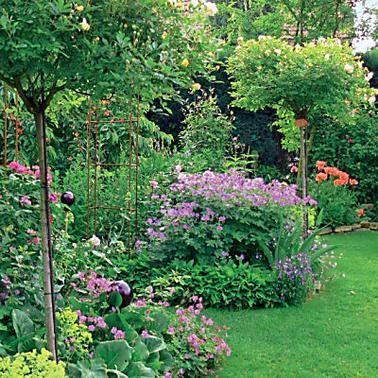 Pflegeleichter Garten Mit Den Richtigen Pflanzen Pflegeleichter Garten Garten Und Outdoor Pflegeleichte Pflanzen