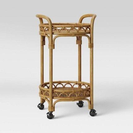 How To Style A Bar Cart Grace Gathered Girl Rattan Bar Cart Gold Bar Cart Bar Cart Decor Gold bamboo bar cart