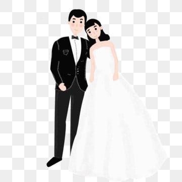 زوجين الكرتون العروس الكرتون العريس الكرتون تزوج زوجين رومانسية زوجين تزوج Png وملف Psd للتحميل مجانا In 2020 Romantic Couples Bride Cartoon Png Images