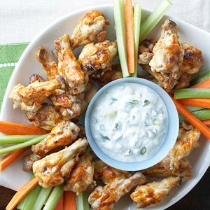 #Gameday or any day could use buffalo #chickenwings!