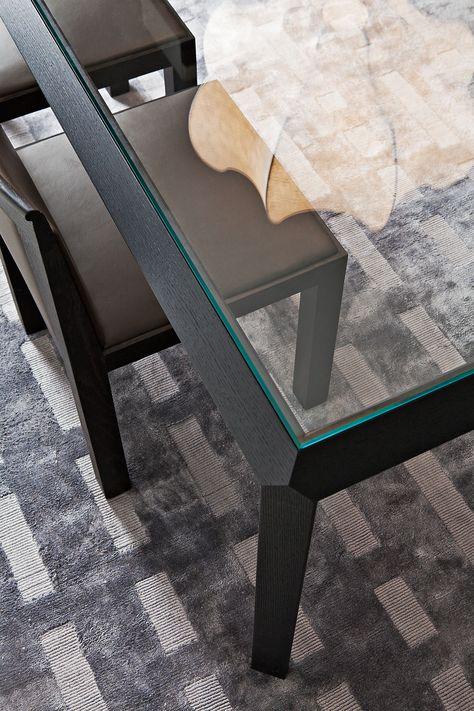 Tavoli Quadrati Di Design.Soluzioni D Arredo Di Design Italiano Contemporaneo Soluzioni D