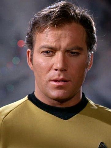 Captain Kirk Shatner - Yanira Cantlow
