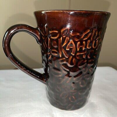 Kahlua Coffee Bean Textured Coffee Mug In 2020 Coffee Bean Grinder Best Coffee Grinder Coffee Beans