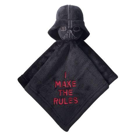 Star Wars Darth Vader Wearable Blanket & Lovey Baby Gift Set - 2pc
