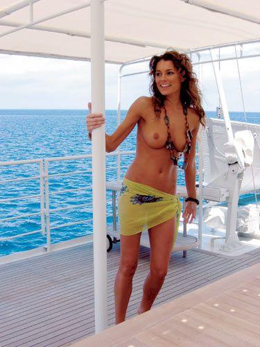 Denise milani naked pics