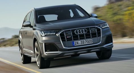 Americas 2020 Audi Sq7 Marches In With 500 Hp V8 84800 Base Price Cars Car Bmw Auto Carlifestyle Supercars Mercedes Ford Racing In 2020 Audi Q7 Audi Cars Uk
