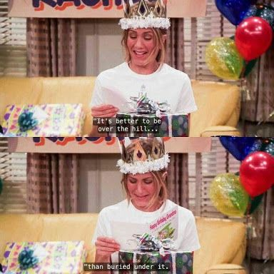 Pin By Bazinga On Tv Shows Happy Birthday Grandma Friends Scenes Happy Birthday Quotes For Friends