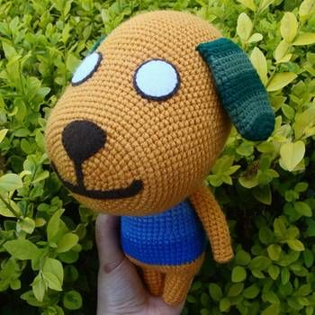 Biskit Animal Crossing By Camilaccd Animal Crossing Animal