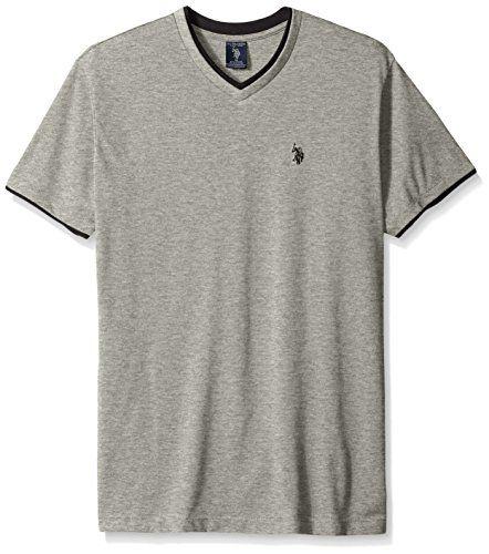 Polo Association Men/'s Short Sleeve V-Neck T-Shirt U.S