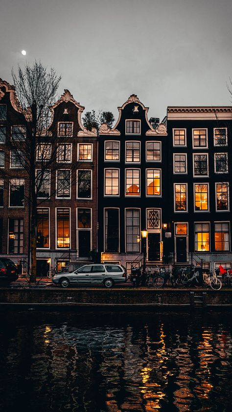 Called by lots of as Holland, the city of Amsterdam is the most visited center in the Netherlands. Current data have actually shown that more than million tourists are concerning check out Amsterdam each year. City Aesthetic, Travel Aesthetic, Building Aesthetic, Aesthetic Women, Aesthetic Pastel, Aesthetic Clothes, City Wallpaper, Mobile Wallpaper, Handy Wallpaper