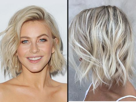 Julianne Hough Celebrates Her Engagement With A Haircut And