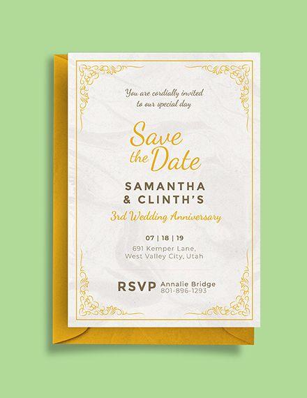 Free Elegant Engagement Invitation Card Engagement