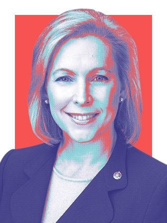 Sen. Gillibrand On Why The 2014 Election Is Crucial For Women #Refinery29
