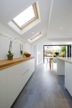 Gentil Islington, Side Extension, Kitchen Extension, Victorian Terraced House,  Bi Fold Doors