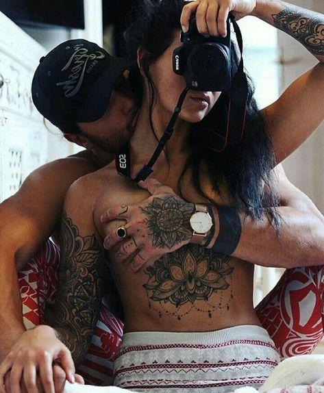 tattooed couples