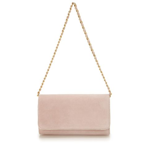 21bcac9b5893 Natasha Misty Rose Clutch bag by Emmy London