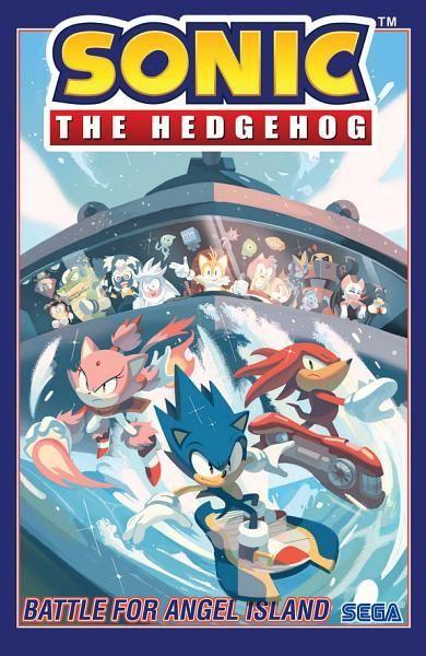Ian Flynn Sonic The Hedgehog Vol 3 Battle For Angel Island Ebook Download Ebook Pdf Download Epub Audiobook T Sonic Sonic Heroes Sonic The Hedgehog