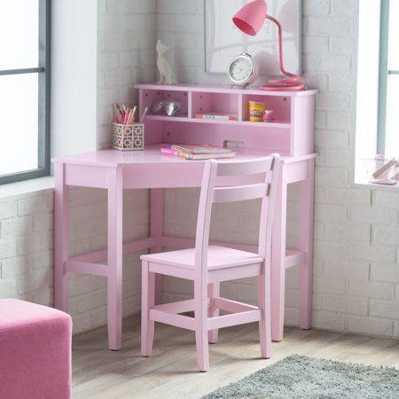 Pin On Home Sweet, Pink Corner Desk