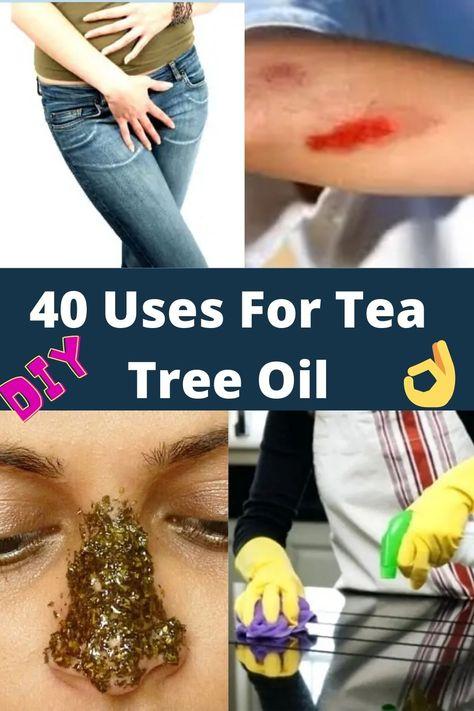 Life Hacks Home, Tea Tree Oil, Hacks Diy, Just Amazing, Beauty Hacks, Natural Medicine, Beauty Tricks, Tee Tree Oil, Beauty Dupes