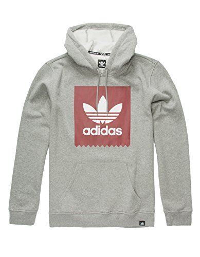 adidas Originals Mens Blackbird Basic Hoodie Black
