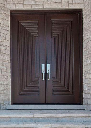 Modern Entry Doors Modern Interior Doors Euro Collection Wood Doors Stock And Custom From Doors F In 2020 Custom Front Doors Modern Entrance Door Modern Entry Door