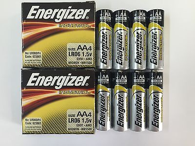 Click Now Energizer Aa Industrial En91 1 5v Alkaline Batteries 8 Pack Free Shipping Ebay Energizer Alkaline Battery