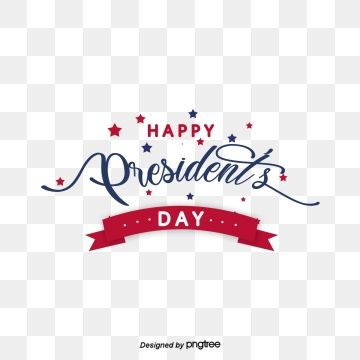 American Presidential Day Decorative Font Elements Happy Presidents Day Free Graphic Design Decorative Font