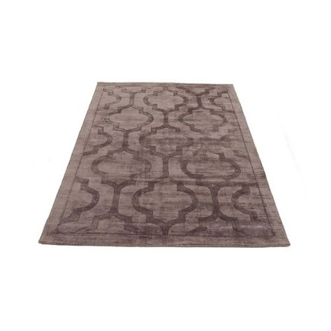 Greyson Handmade Brown Rug Brambly Cottage Rug Size Rectangular 100 X 150cm Blue Grey Rug Brown Rug Light Blue Rug