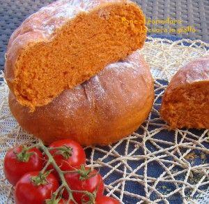 Pane al pomodoro | la cuoca in giallo