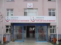 Uluborlu Devlet Hastanesi Nenerede Web Sitemiz Www Nenerede Com Tr Restoran Otomobil Ambulans