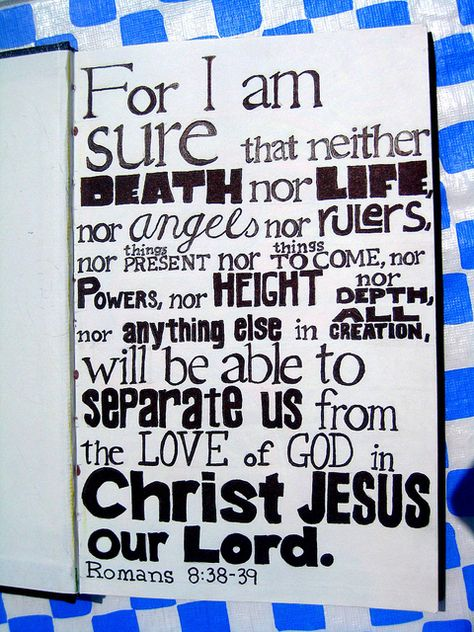 Well, hey there, favorite verse!