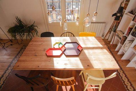 Sale Da Pranzo Moderne 12.Casa Del Caso Fresh Taste Studio De Goma Barcelona Nel