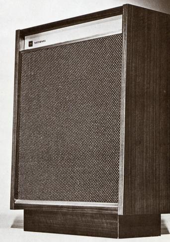 National Sb 35 Speakers Speaker Vintage Speakers Audio Equipment